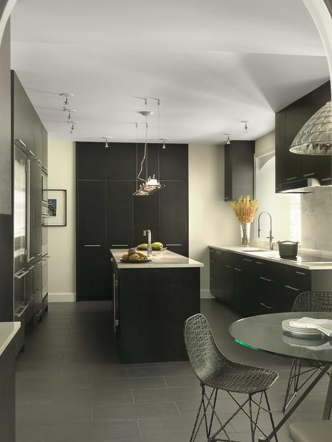 Clayton Renovation - Modern - Küche - St. Louis - von Studio Durham ...