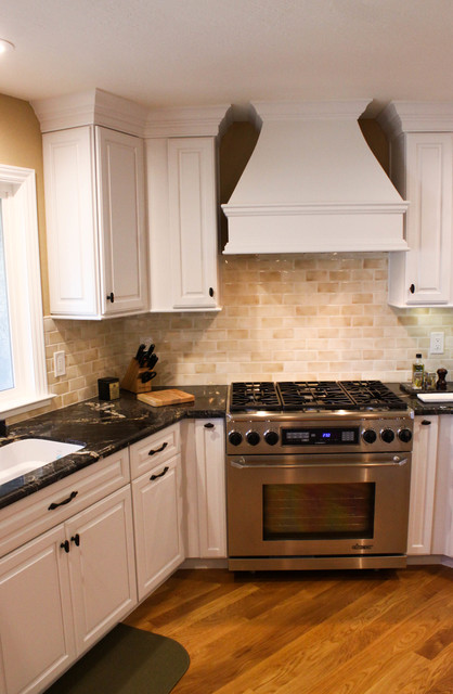 Clayton Residence traditional-kitchen
