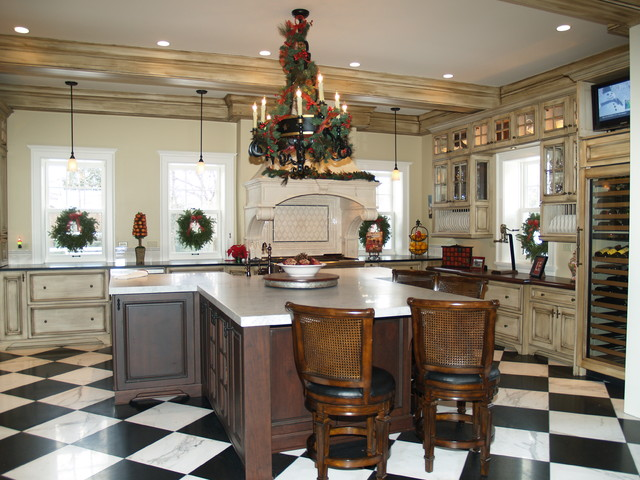 Cleveland hts traditional kitchen cleveland by for 1 kitchen cleveland ohio