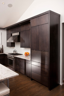 Cleveland, Ohio Kitchen - Ryan Duebber Architect - Contemporary