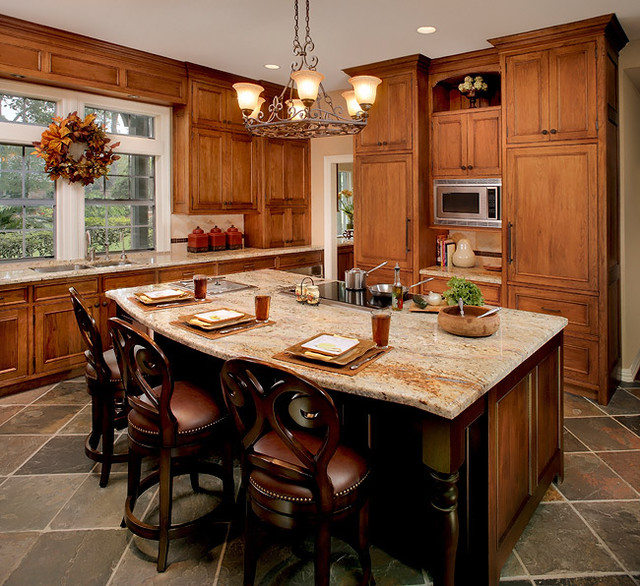 Client K traditional-kitchen