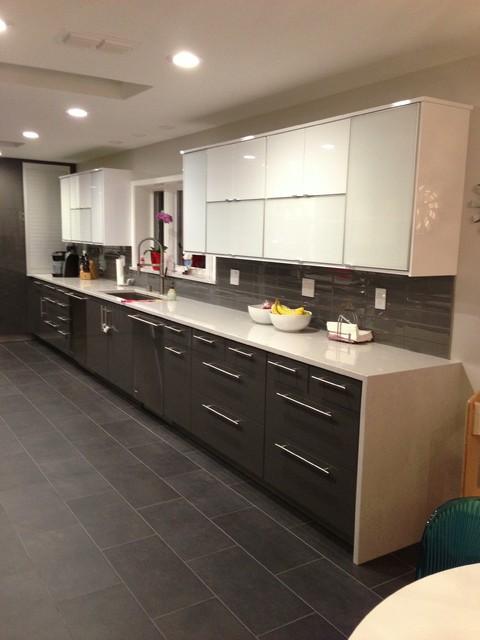 Client: Shaw modern-kitchen