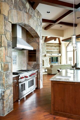 Cliffs Springs Custom Residence