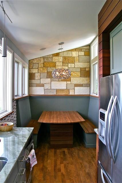 Cliffside Inspiration Contemporary Kitchen Austin