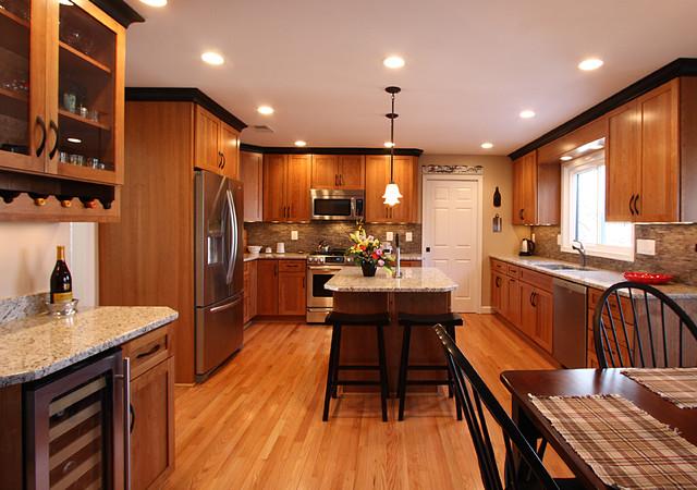 Clifton Va Kitchen Addition Mudroom Traditional