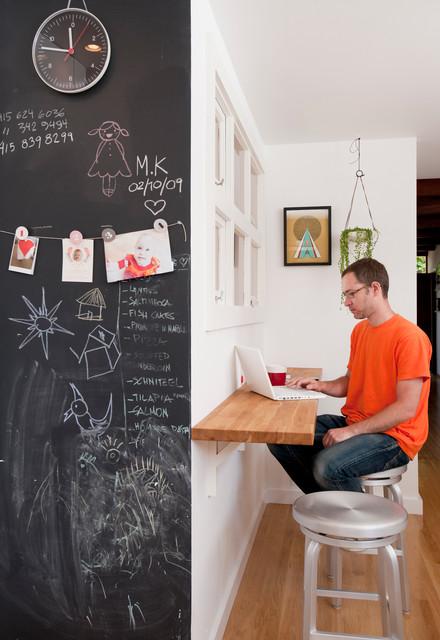 Clipper Street contemporary-kitchen