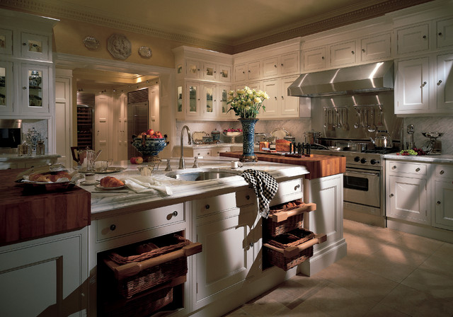 Clive Christian British Luxury Interiors Traditional Kitchen San Francisco By Clive