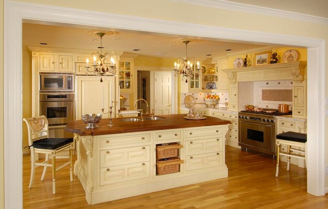 Clive Christian Kitchen Traditional Kitchen Atlanta By Construction Ahead