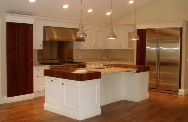 Clive christian kitchen traditional kitchen denver - Clive christian kitchen cabinets ...