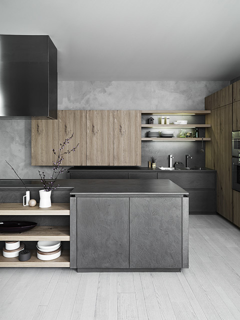 cloe - from our range of cesar kitchens - modern - kitchen