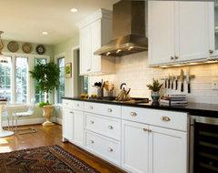 Clover Kitchen eclectic-kitchen