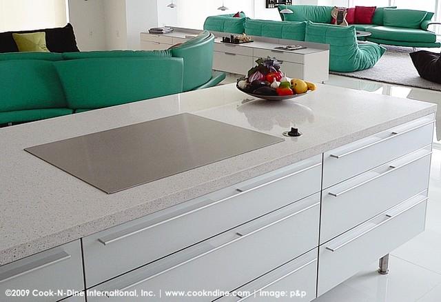 Cnd teppanyaki grill mo 80 l 31 1 2 x w 23 5 8 for Table decor international inc