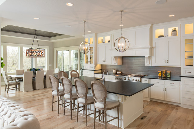 Serene Kitchens With Creamy White Cabinets