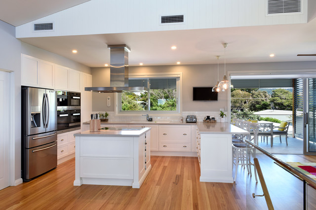 kitchen design wollongong coastal design grech house nsw style kitchen 793