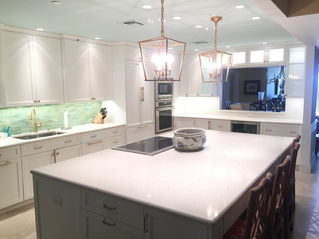 Coastal Kitchen & Bath Remodel Naples FL
