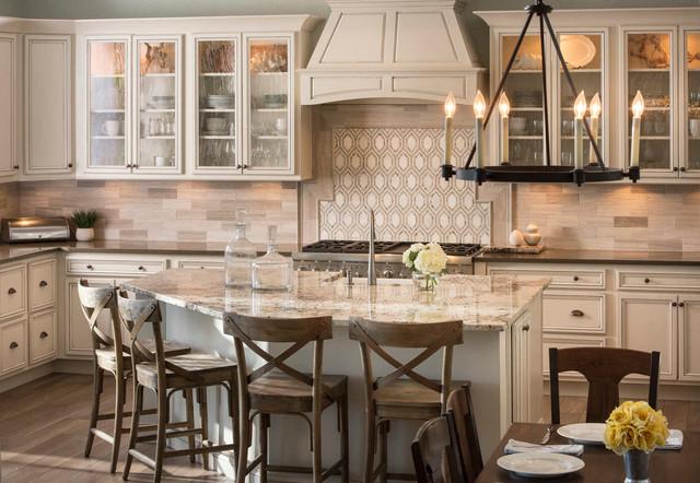 Coastal Kitchen Traditional Kitchen Orlando By