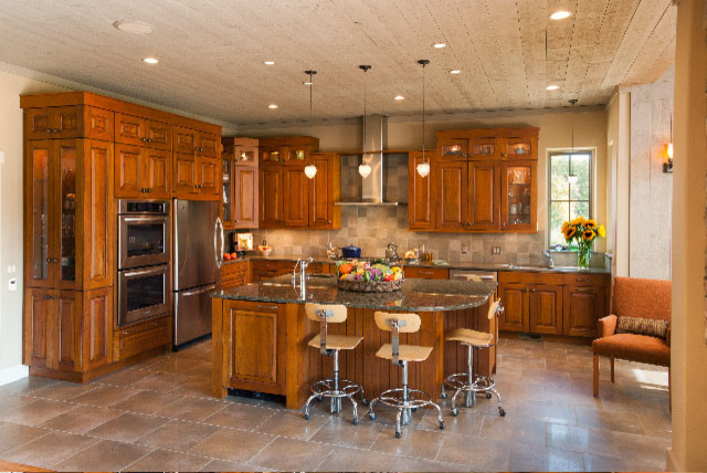 Cobblestone Farms traditional-kitchen