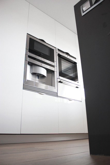 Cocina moderna madrid contemporary kitchen other - Cocina moderna madrid ...