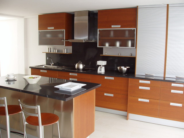 Cocina contemporary-kitchen