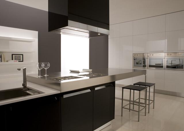 Cocinas futura contemporary kitchen other metro by - Houzz cocinas ...