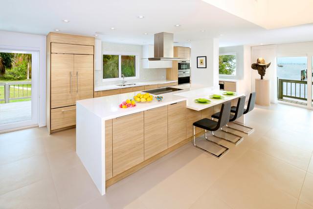 Coconut Grove Modern Modern Kitchen Miami By