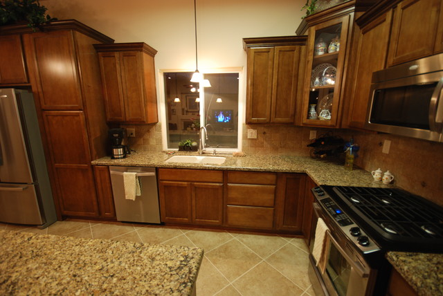Cognac/Canterbury - Traditional - Kitchen - Other - by ...