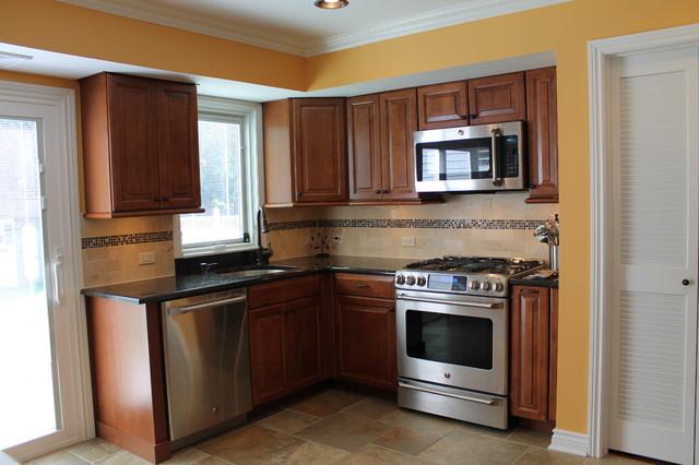 Cognac Kitchen Baths Mediterranean Kitchen New York By Cranbury Design Center Llc