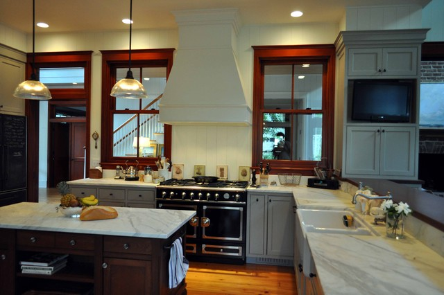 Cole Residence traditional kitchen