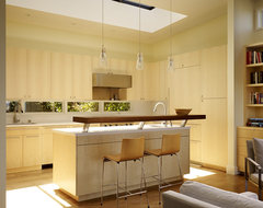 Cole Valley Hillside modern-kitchen