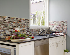 Cole Valley Kitchen traditional-kitchen