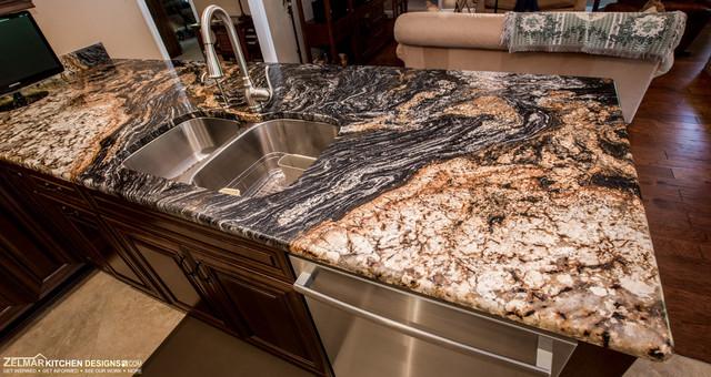 Coleman zelmar kitchen remodel transitional kitchen orlando