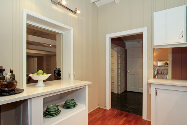 Coleridge Cottage Budget Remodel Beach Style Kitchen San Francisco By