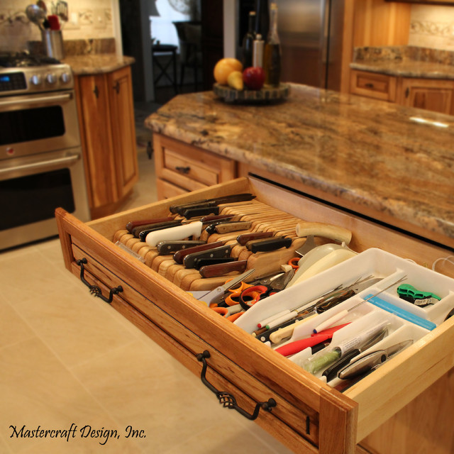 Collectors Kitchen - Traditional - Kitchen - dc metro - by ...