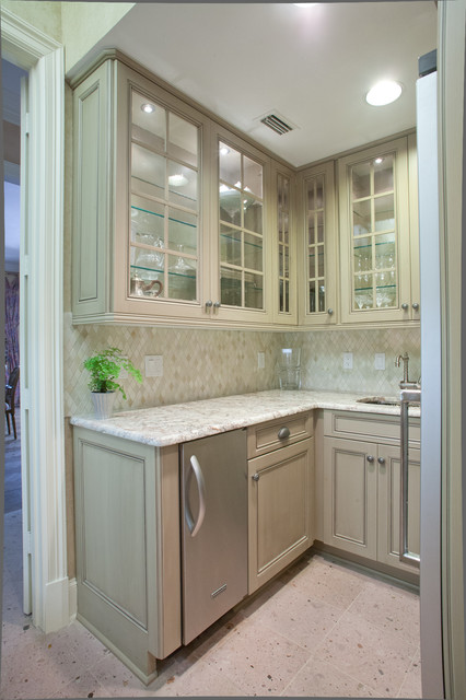 Wet Bar Overview Traditional Kitchen Dallas By Kitchen Design Concepts