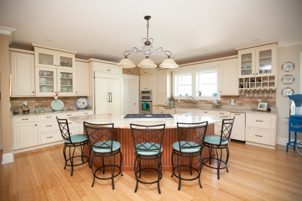Collie's New Home - Contemporary - Kitchen - Wilmington ...
