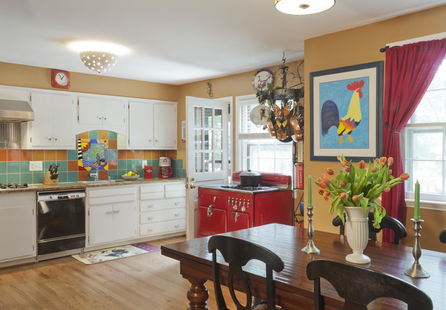 Collingwood Kitchen Remodel traditional-kitchen