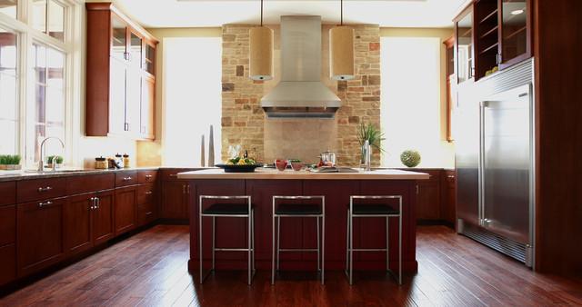 Colonia Serendipity contemporary-kitchen
