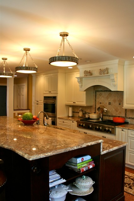 Kitchen Great Room Designs: Colonial Kitchen And Great Room Addition