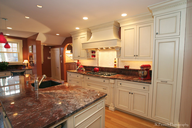 Color & Personality traditional-kitchen