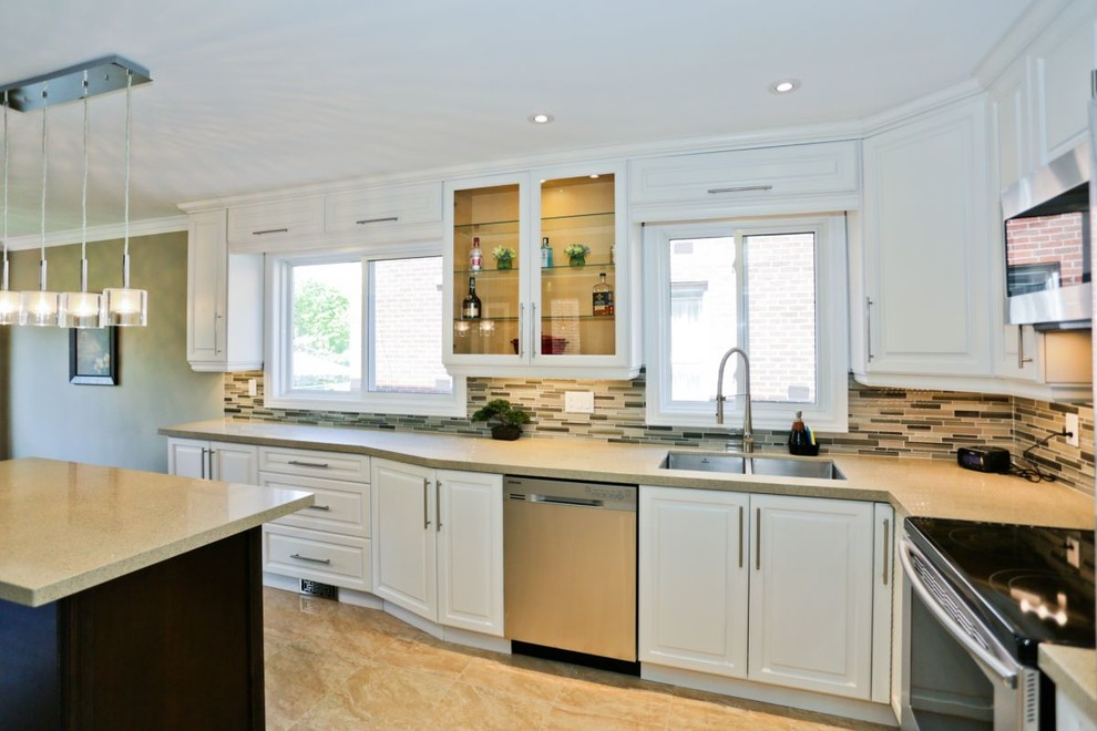 Color Consultations -  backsplash and wall color