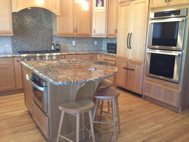 Colorado Kitchen transitional-kitchen