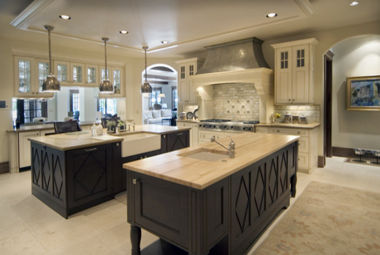 Colorado Master Builders Traditional Kitchen Denver