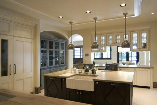 Colorado Master Builders traditional-kitchen