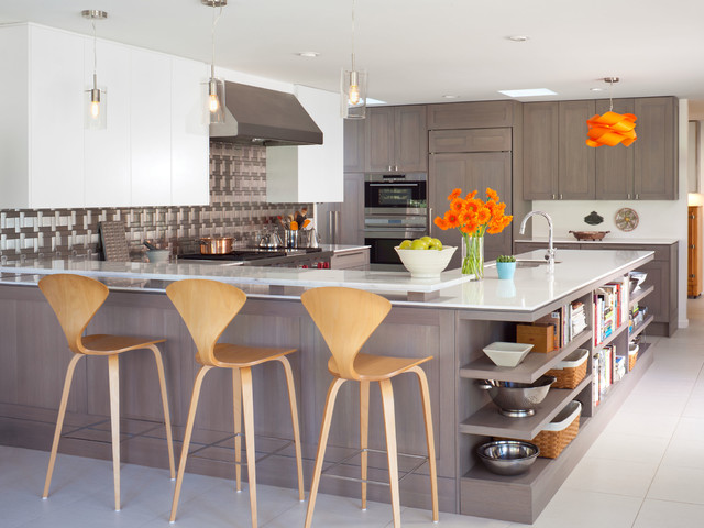 Colorado Springs Update Transitional Kitchen Denver By Wm Ohs Showrooms