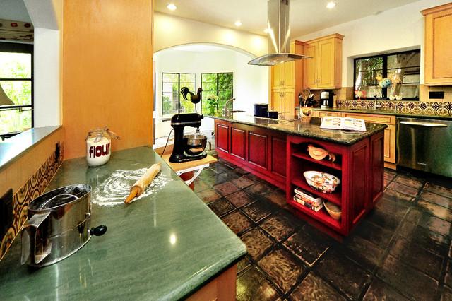 ... Kitchen - Mediterranean - Kitchen - los angeles - by LA Dwelling