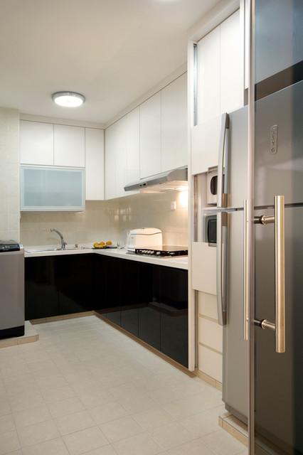 Colossus Interior Design contemporary-kitchen