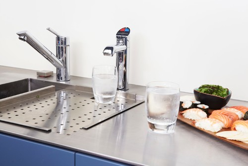 Zip Hydtrop tap Boiled Chilled Filtered Water Tap