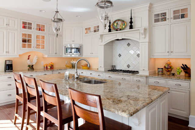 Exceptionnel Colton Road Traditional Kitchen