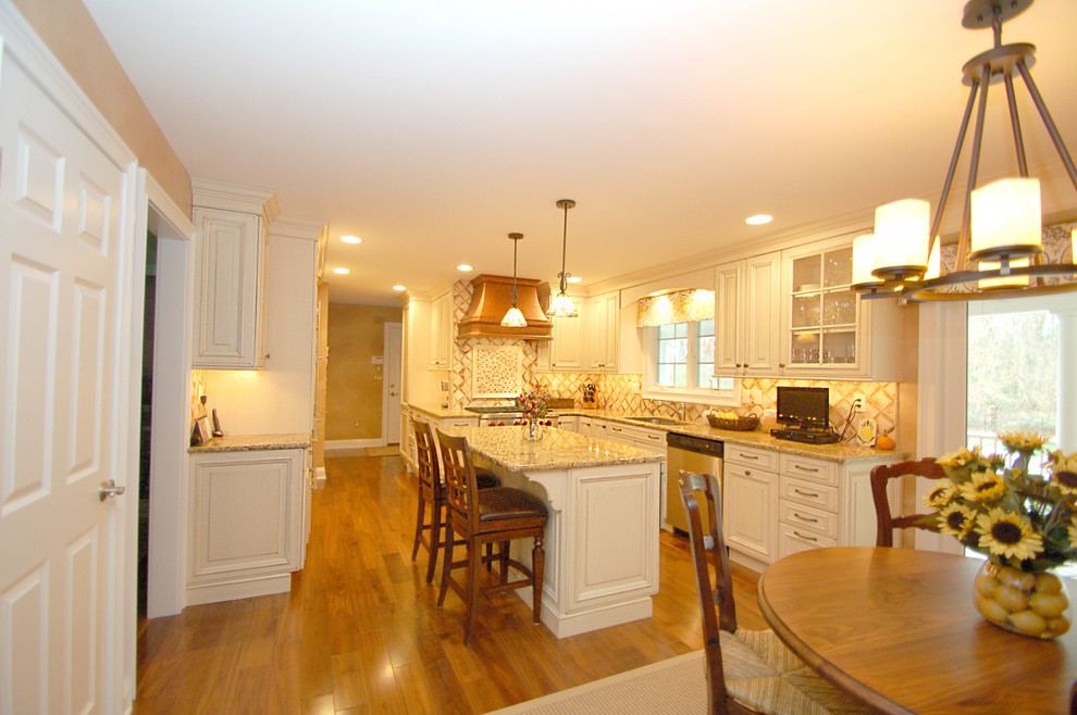 Colts Neck Kitchen 2 - Traditional - Kitchen - Newark - by ...