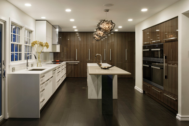 Columbia maryland contemporary kitchen design contemporary kitchen baltimore by - Kitchen design baltimore ...